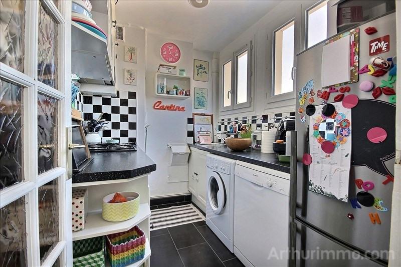 Vente appartement Asnieres sur seine 240000€ - Photo 2
