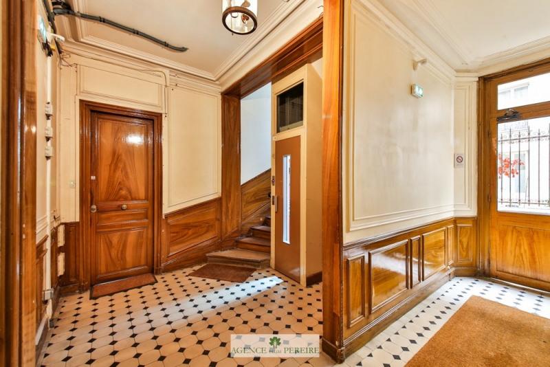 Sale apartment Paris 17ème 410000€ - Picture 11