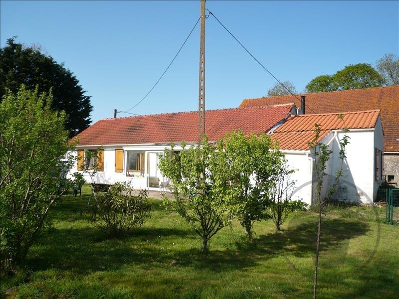 Vente maison / villa St jean de monts 249400€ - Photo 2