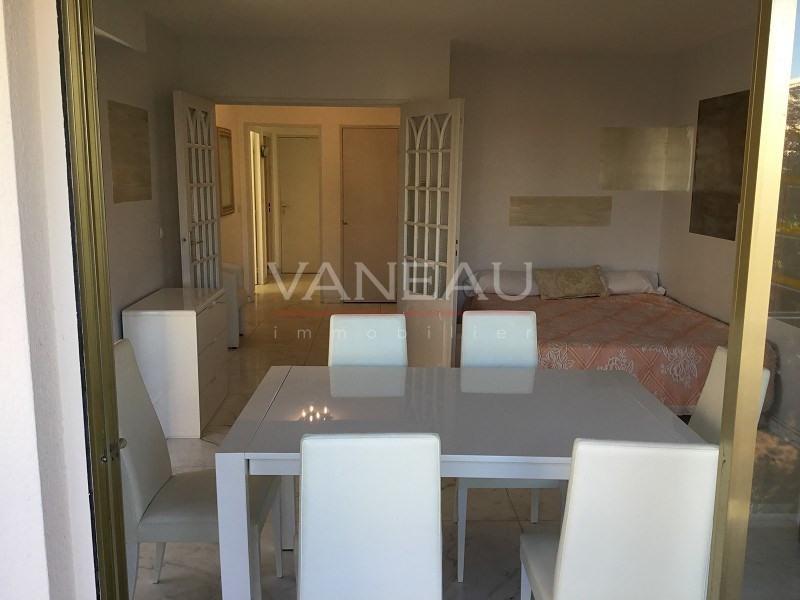 Vente de prestige appartement Juan-les-pins 269000€ - Photo 4