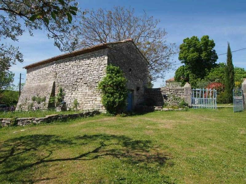 Venta de prestigio  casa Barjac 446000€ - Fotografía 11