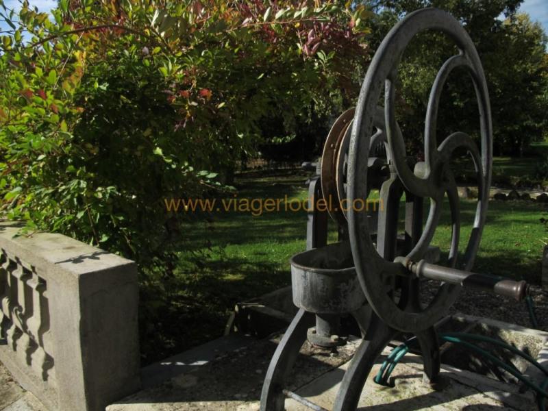 Lijfrente  huis Chaptuzat 34800€ - Foto 2