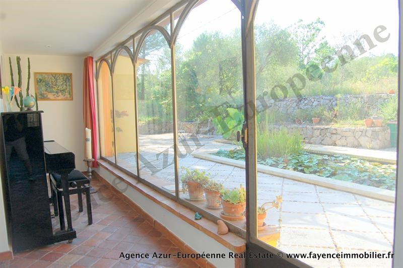 Vente de prestige maison / villa Le canton de fayence 875000€ - Photo 19