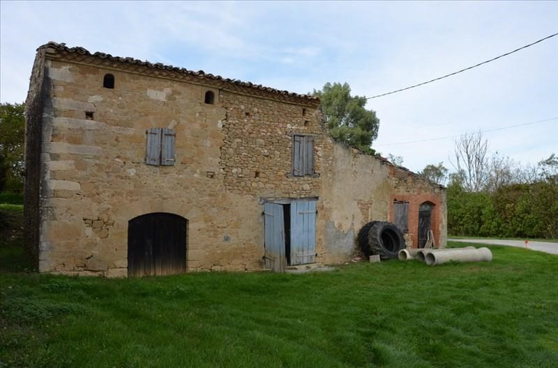 Sale house / villa Caraman (10 mn) 72000€ - Picture 1