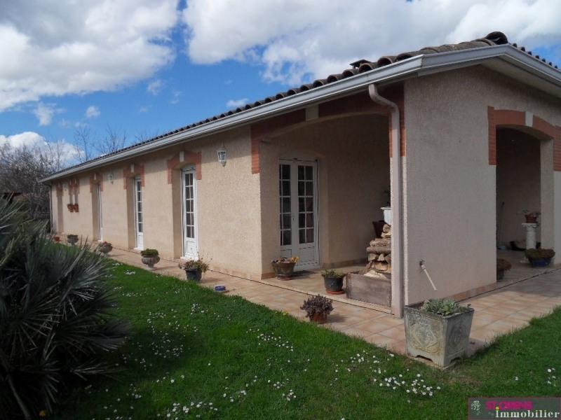 Sale house / villa Quint-fonsegrives 6 minutes 453000€ - Picture 1