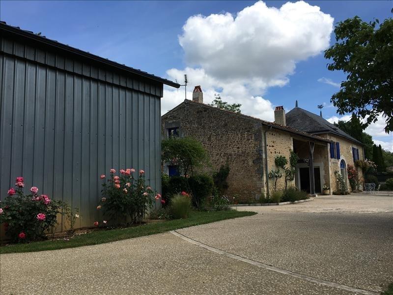 Venta  casa Fontaine le comte 399000€ - Fotografía 11