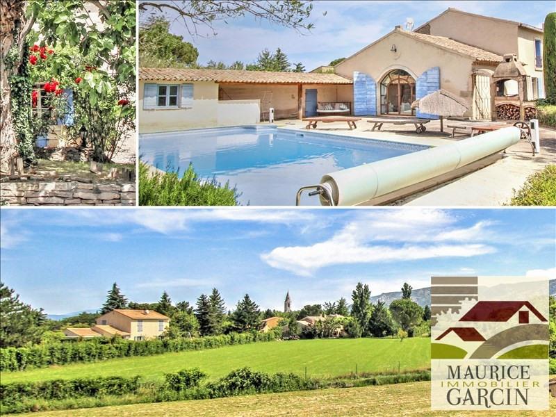 Vente de prestige maison / villa Cheval blanc 676000€ - Photo 1