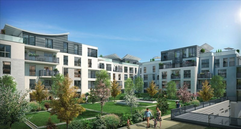 Vente appartement Lagny sur marne 224000€ - Photo 1