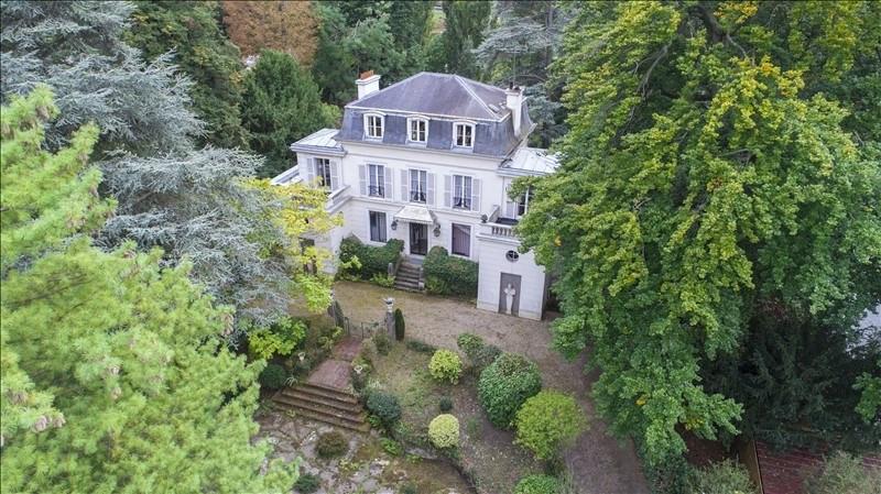 Deluxe sale house / villa Croissy sur seine 2266000€ - Picture 1