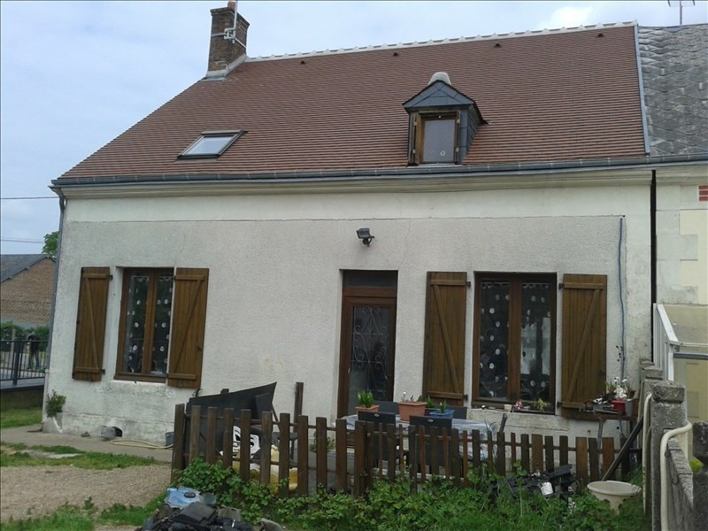 Vente maison / villa Prunay cassereau 129500€ - Photo 1