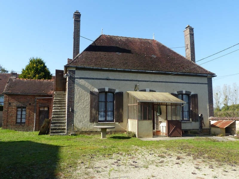 Vente maison / villa Neuvy sautour 96000€ - Photo 1