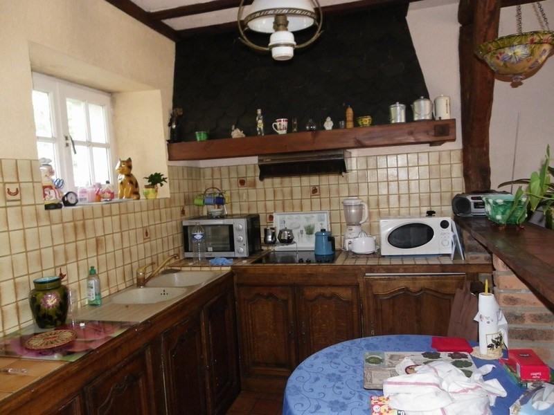 Revenda casa St germain le gaillard 277900€ - Fotografia 5