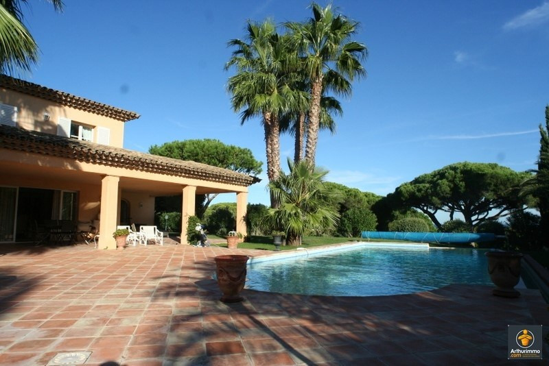 Deluxe sale house / villa Sainte maxime 3 680 000€ - Picture 4