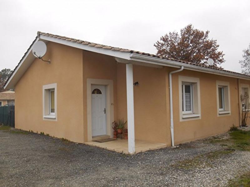 Vente maison / villa Secteur la brede 162000€ - Photo 1
