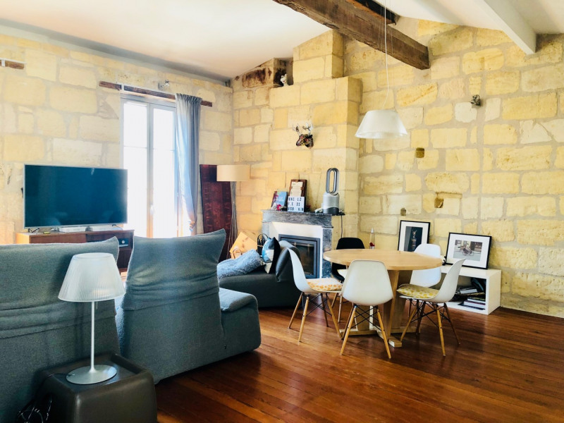 Vente appartement Bordeaux 499200€ - Photo 2