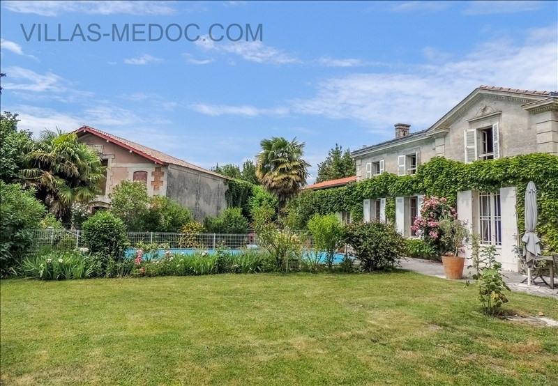 Vente maison / villa Civrac en medoc 460000€ - Photo 2