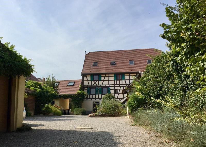 Revenda apartamento Schnersheim 233260€ - Fotografia 1