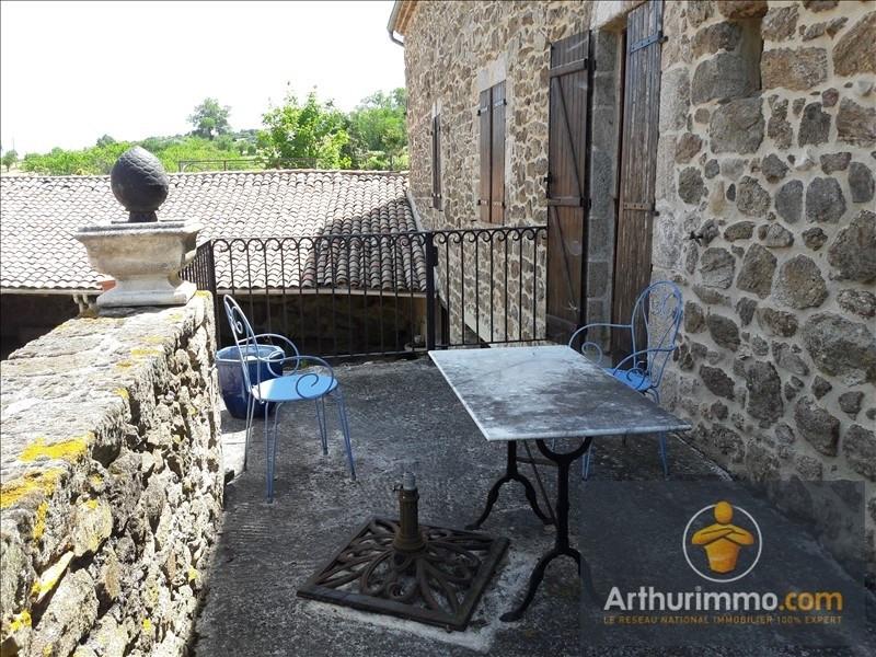 Deluxe sale house / villa St jeure d ay 390000€ - Picture 4