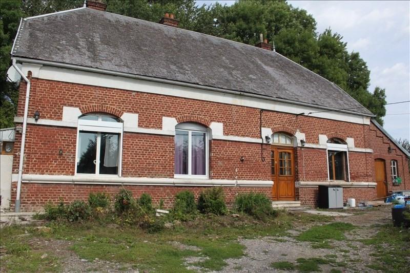 Sale house / villa Le ronssoy 102200€ - Picture 1