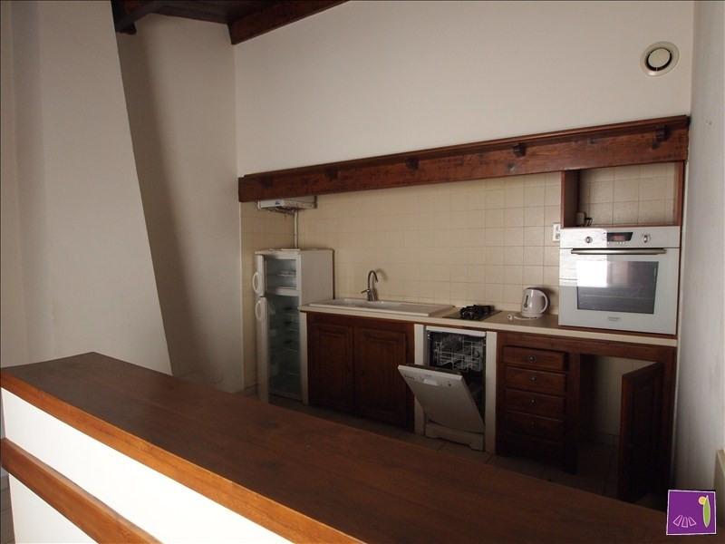 Verkoop  appartement Uzes 262000€ - Foto 4