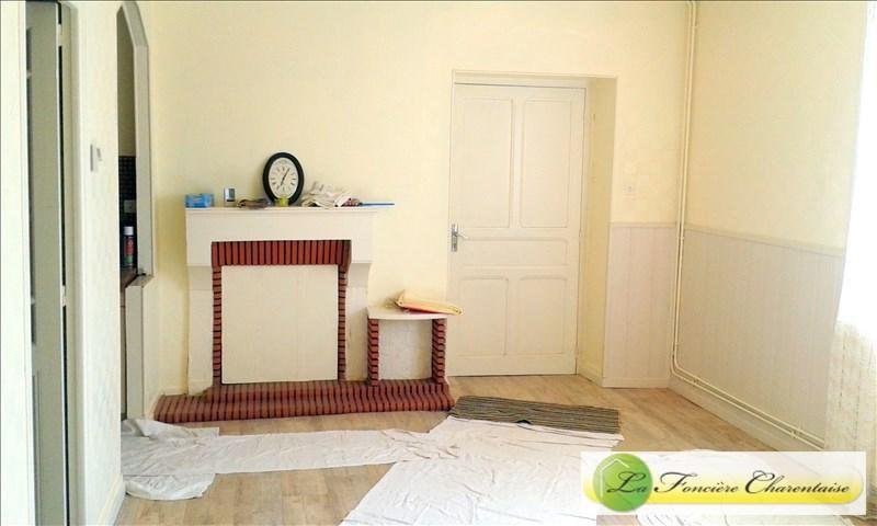 Vente maison / villa Aigre 118000€ - Photo 7