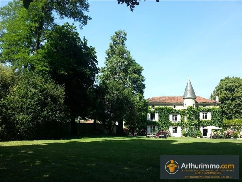 Deluxe sale house / villa Bourgoin jallieu 1280000€ - Picture 1
