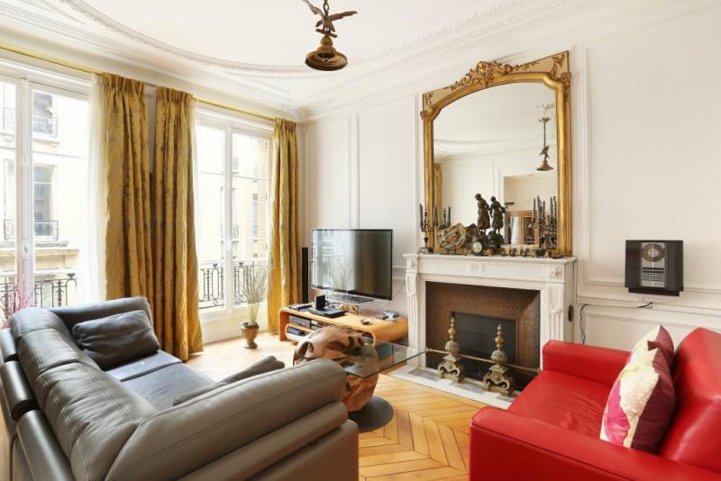 Revenda residencial de prestígio apartamento Paris 7ème 1990000€ - Fotografia 1