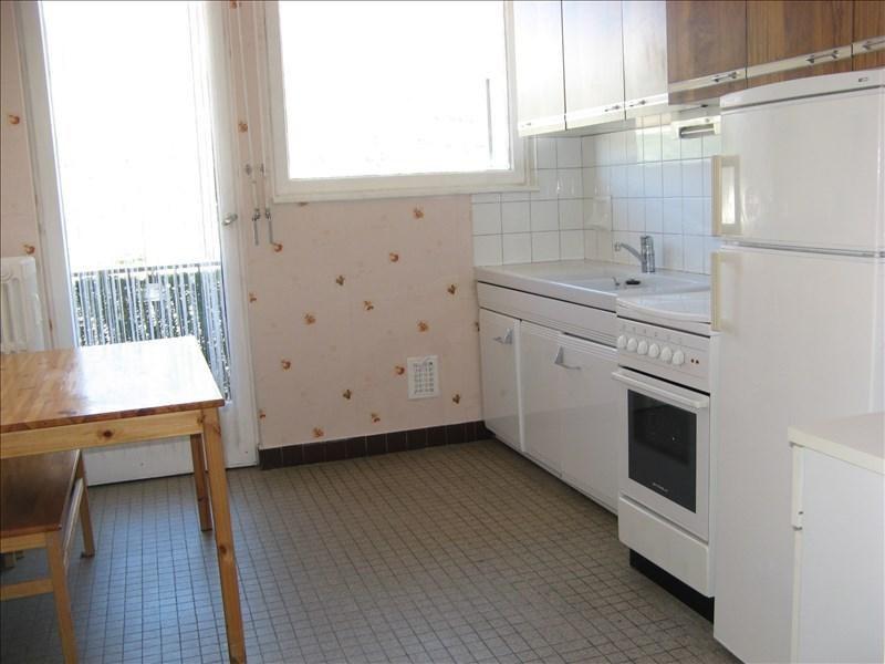 Location appartement Saint gervais les bains 459€ CC - Photo 1