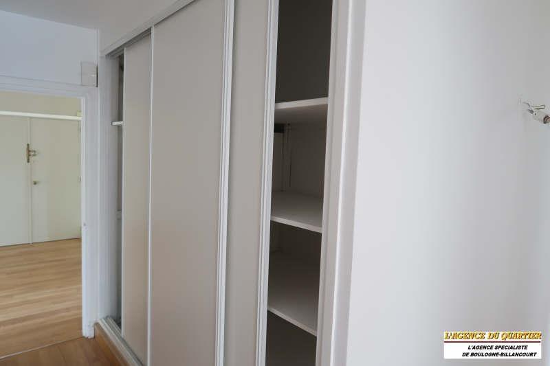 Venta  apartamento Boulogne billancourt 820000€ - Fotografía 10