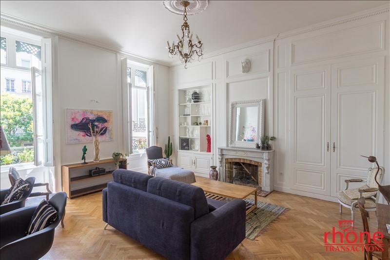 Vente de prestige appartement Lyon 1er 660000€ - Photo 10