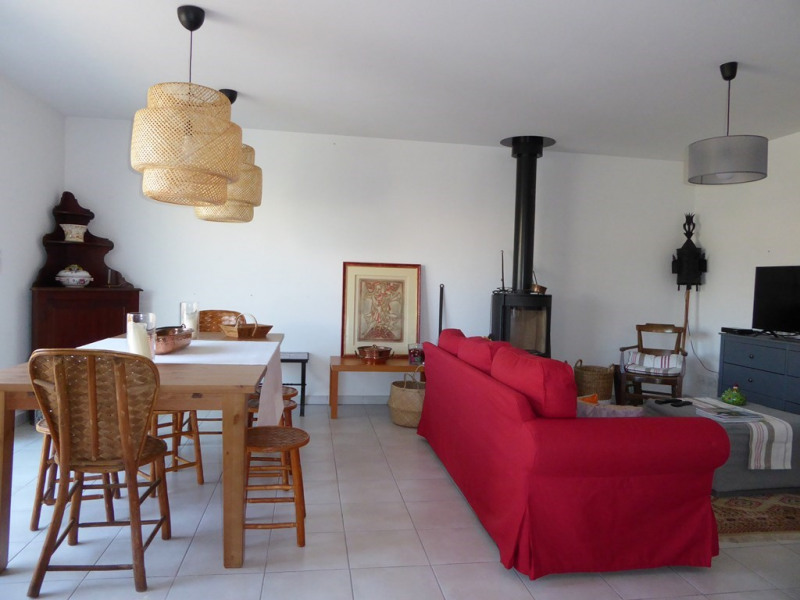 Location vacances maison / villa Sanguinet 400€ - Photo 1