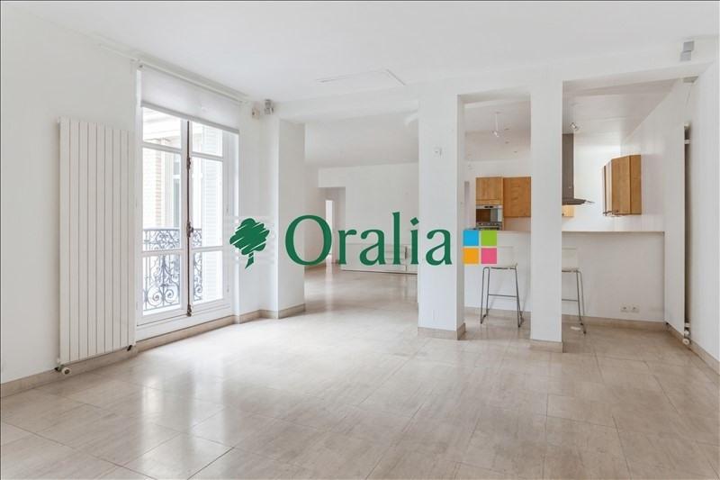 Vente de prestige appartement Paris 16ème 1480000€ - Photo 3