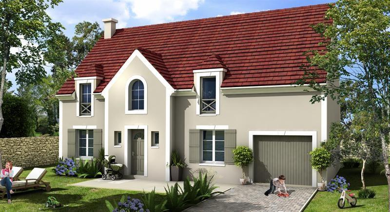 Maison  5 pièces + Terrain 400 m² Saint-Hilarion par MAISONS BARILLEAU