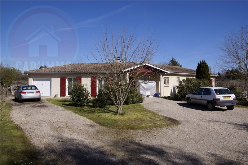 Sale house / villa Prigonrieux 222000€ - Picture 1