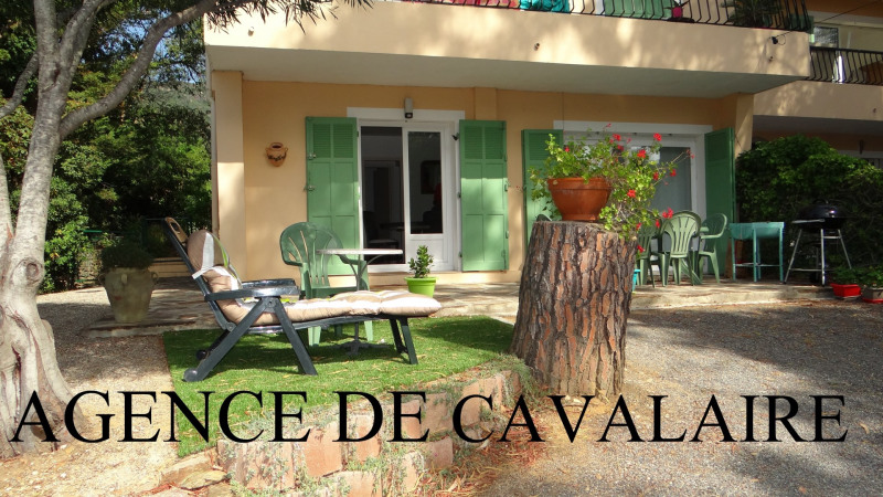 Sale apartment Cavalaire 289 000€ - Picture 1