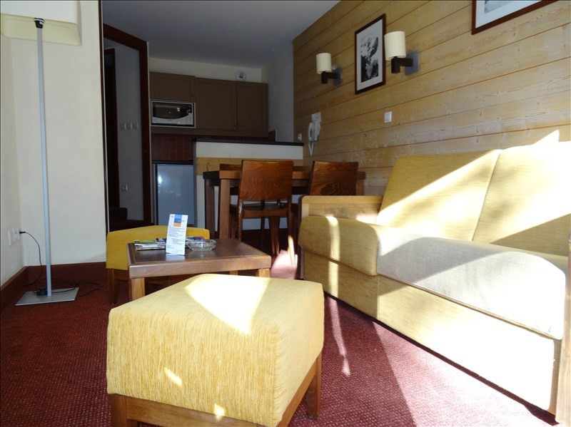 Vente appartement Les arcs 180000€ - Photo 2