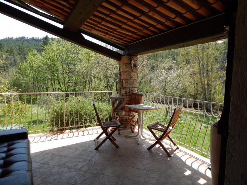Sale house / villa Villecroze 252000€ - Picture 13