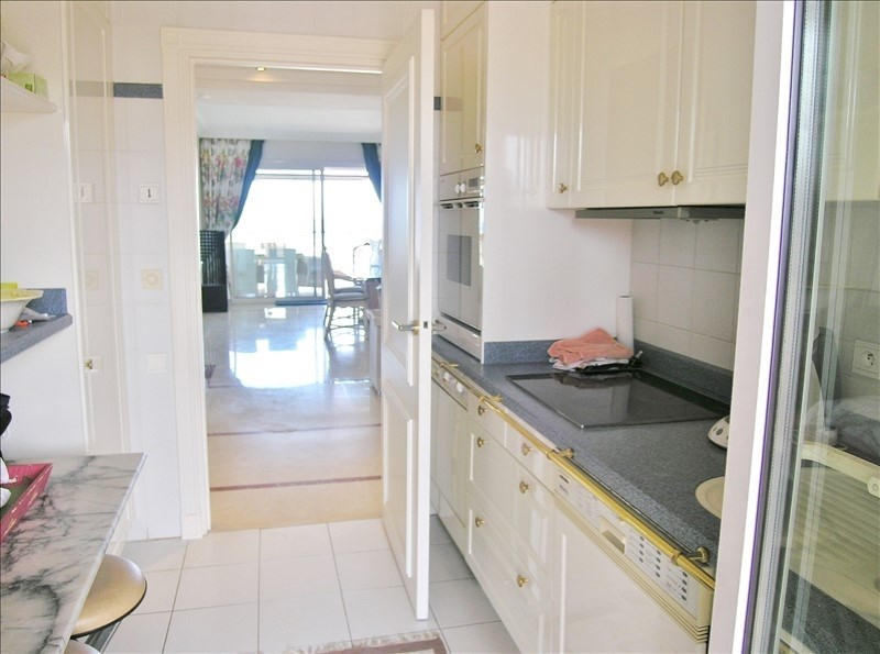 Deluxe sale apartment Le golfe juan 795 000€ - Picture 9