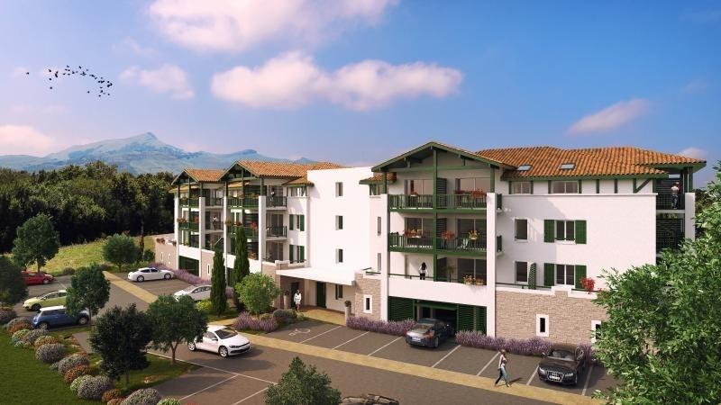 Vente appartement Ciboure 166000€ - Photo 1