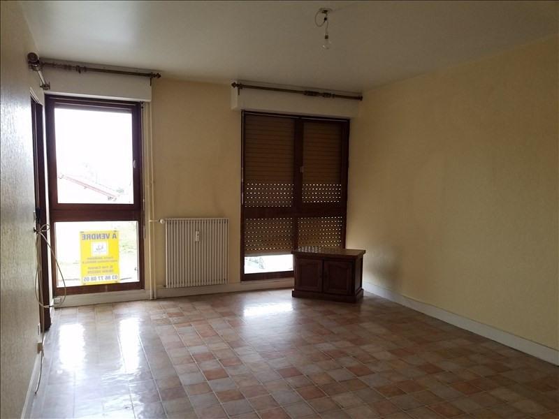 Rental apartment Decize 520€ CC - Picture 3