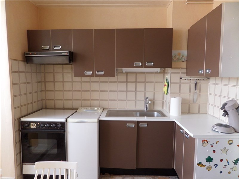 Sale apartment Oyonnax 114 000€ - Picture 3