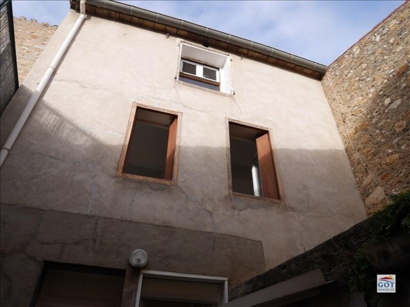 Vente maison / villa St hippolyte 124000€ - Photo 1