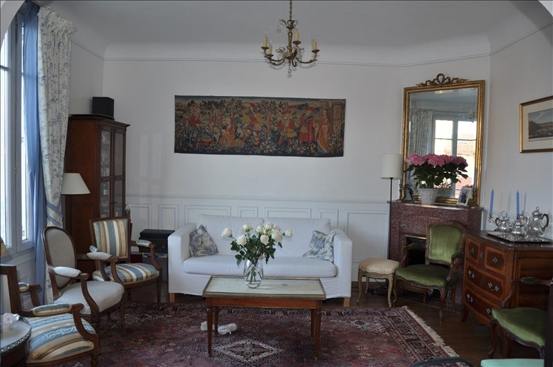 Sale apartment Le vesinet 520 000€ - Picture 1