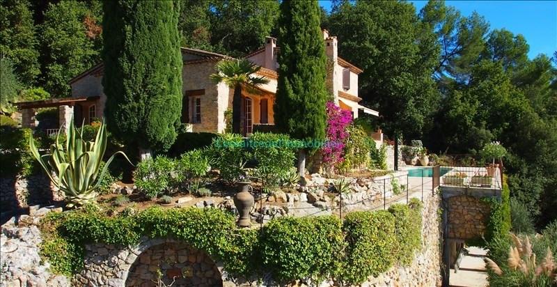 Vente de prestige maison / villa Le tignet 895000€ - Photo 2