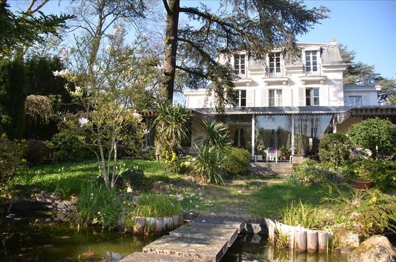 Deluxe sale house / villa Croissy sur seine 2266000€ - Picture 3