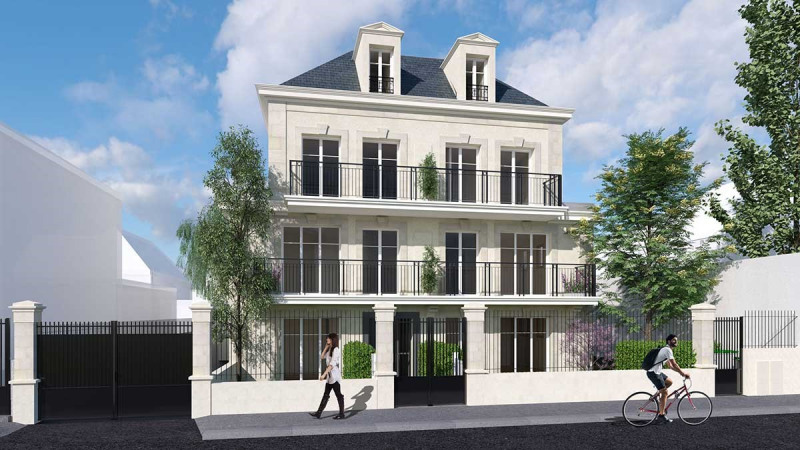 Sale apartment Colombes 770000€ - Picture 1