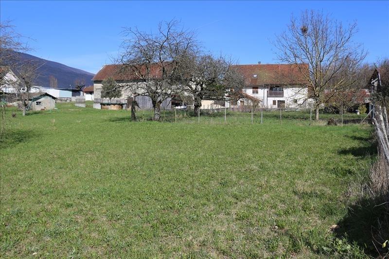 Vendita terreno Seyssel 84000€ - Fotografia 3