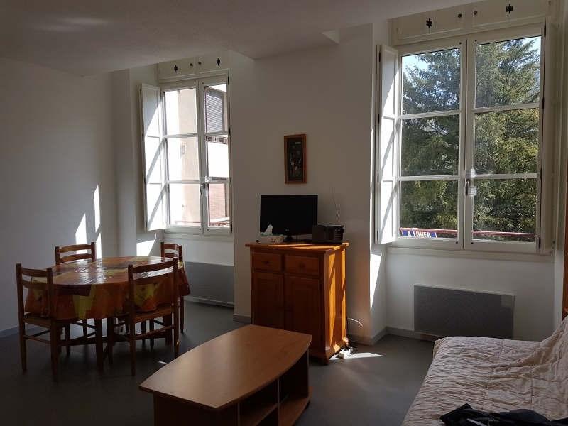 Verkoop  appartement Bagneres de luchon 129600€ - Foto 1