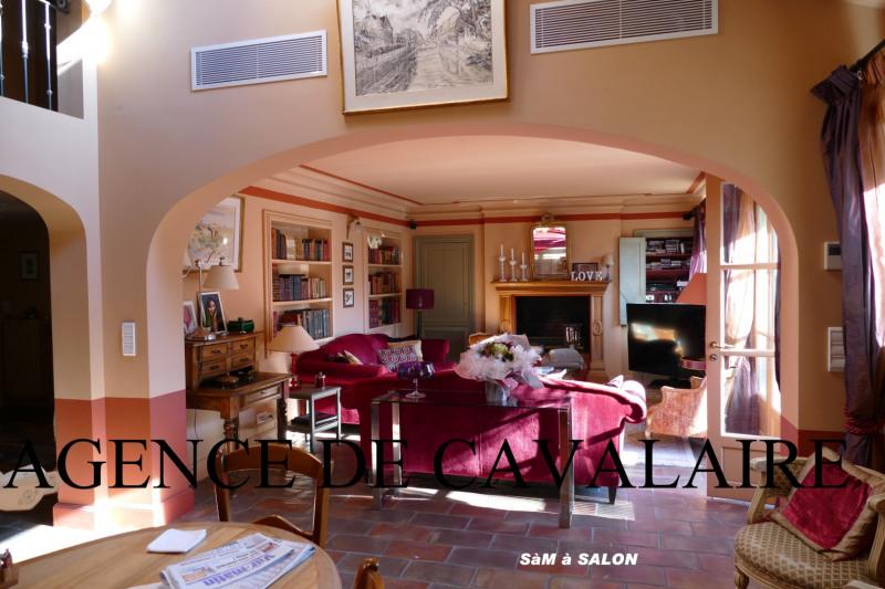 Vente appartement Cavalaire sur mer 525000€ - Photo 1