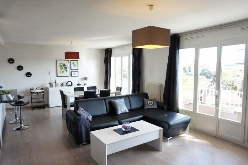 Vente appartement Villeurbanne 279000€ - Photo 2